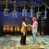 Helen-Hayes Award winner Deidra LaWan Starnes and Davis Hasty as Wilbur. Photo by Bruce Douglas.