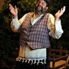 Jim Lawson as Tevye in 'Fiddler on the Roof.' Photo courtesy of Riverside Center Dinner Theater.