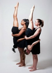 """""""(The Censoring of) Approximate Location.""""  Photo courtesy of darlingdance company."""