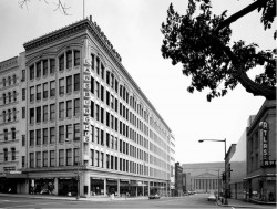 Lansburgh Department Store, circa 1940s.