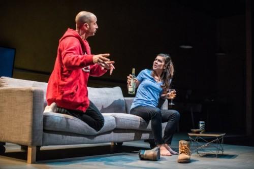 Drew Cortese and Gabriela Fernandez-Coffey. Photo by Teddy Wolff.