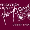 washington county playhouse dinner theater logo