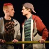 Tanner Medding as Eli and Rich Buchanan as Jake.  Photo courtesy of Iron Crow Theatre Company.