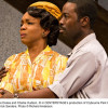 Jessica Frances Dukes and Charlie Hudson, III in CENTERSTAGEÕs production of Clybourne Park by Bruce Norris, directed by Derrick Sanders. Photo © Richard Anderson.