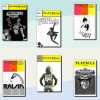 Playbill covers courtesy of playbill.com.