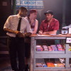 Benny (Marquise White), Sonny (Ryan Alvarado), and Usnavi (David Gregory). Photo by  Kirstine Christiansen.