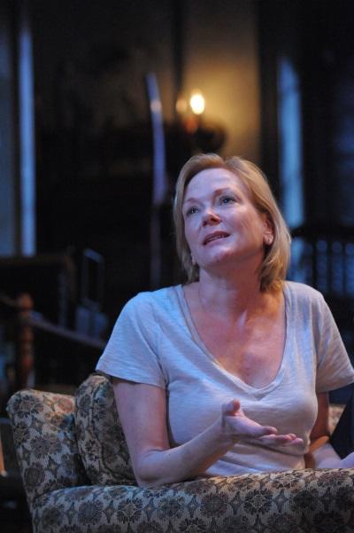 Deborah Hazlett.  Photo by Stan Barouh.