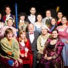 The cast of 'Into The Woods' at Spotlighters.  Photo by Ken Stanek Photography.