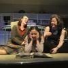 Beth Hylton as Lenny, Dorea Schmidt as Babe and Megan Anderson as Meg. Photo by Stan Barouh.