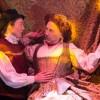 Sara Barker (Orlando) and Mario Baldessari (Queen Elizabeth). Photo by C. Stanley Photography.