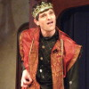 Chris Cotterman as Richard III. Photo provided by The Baltimore Shakespeare Factory.