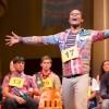 """Nickolas Vaughan and cast of """"The 25th Annual Putnam County Spelling Bee."""" Photo by Scott Suchman."""