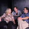 Stacey (Renata Plecha), Mark (Jonathan Lee Taylor) and Paul (Anthony Bosco). Photo provided by Compass Rose Theater.