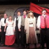 The cast of 'Les Misérables.' Photo provided by Way Off Broadway Dinner Theatre.